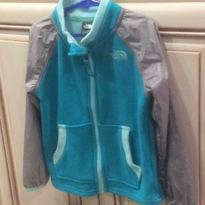 💕The North Face toddlers jacket Sz 5